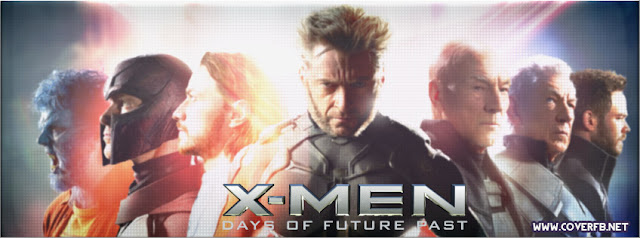 X-men Days Of Future Past Facebook Cover