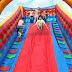 Natal em Três Barras começou com alegria e diversão para as crianças
