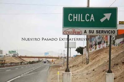 Cartel de Chilca en Perú, punto caliente para el avistamiento OVNI