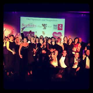 Kent Wedding Awards Winners