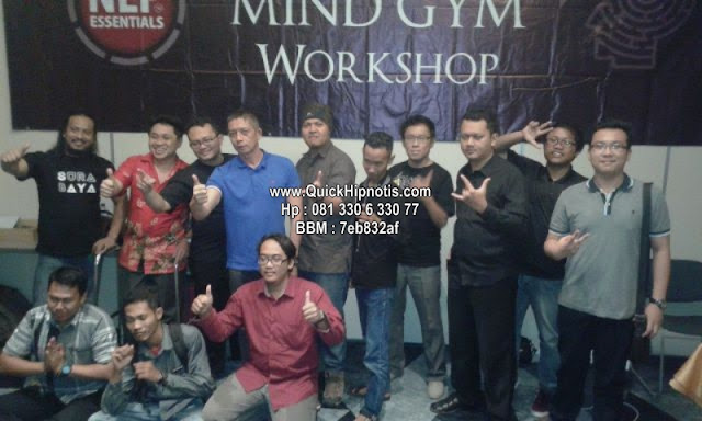 Workshop NLP Di Surabaya