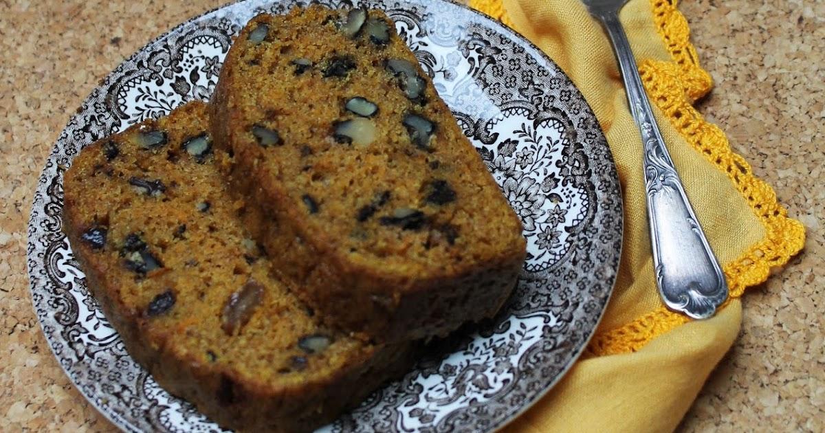 Diana's Cook Blog: Pumpkin cake