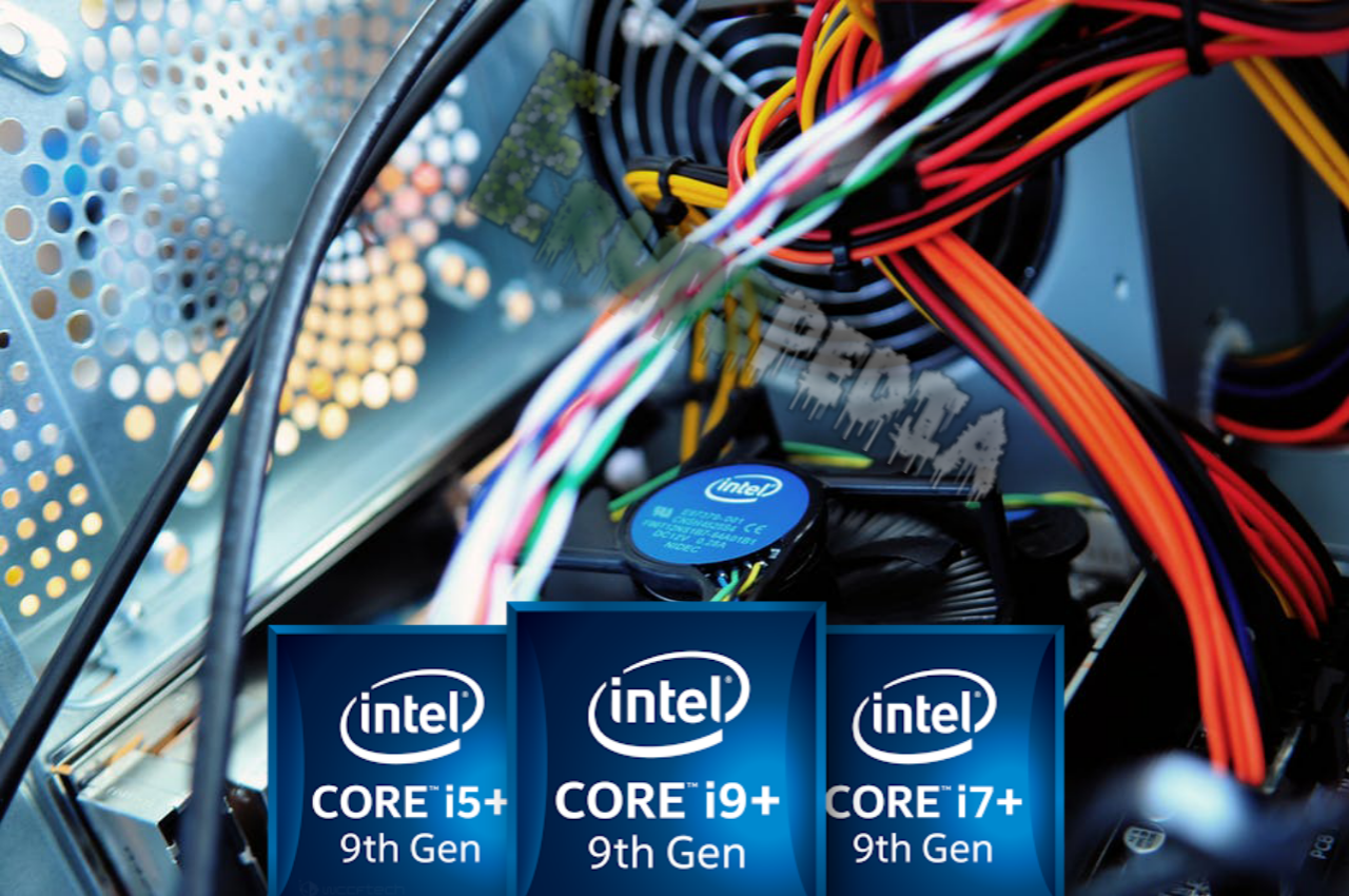 Intel's 9th Gen Core Processors' specifications