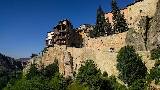 Las Casas colgadas Cuenca
