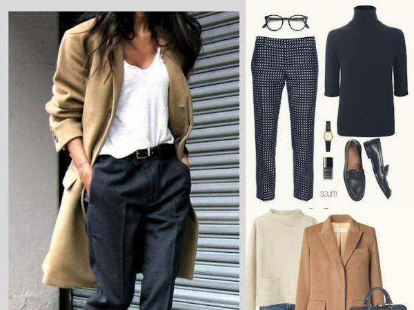 Personal Style: My Basic Yet Chic Fall Style Picks
