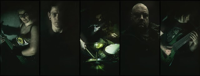 Geliat menyegarkan Mike Disolvo (Ex. Cryptopsy) di COMA CLUSTER VOID !