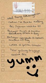 Current Mood : Jajanan & Kuliner Bandung Yang Bikin Baper