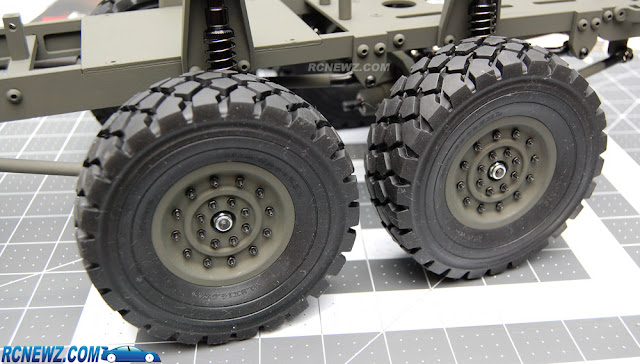 RC4WD Beast 2 rear wheels