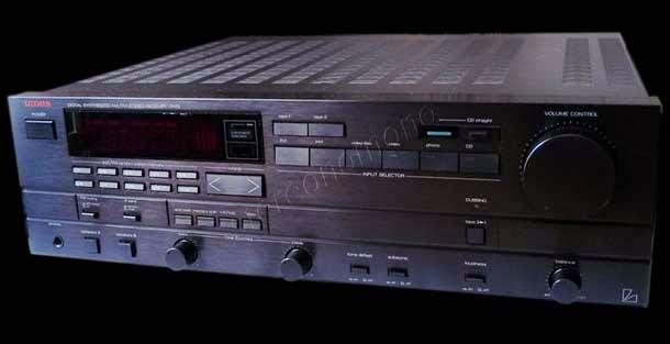 stereonomono - Hi Fi Compendium: Luxman R-115