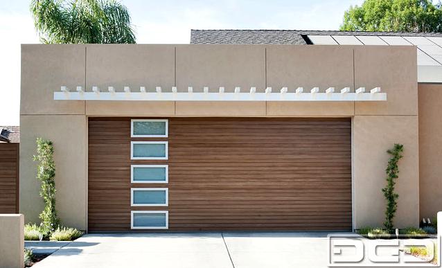 Garasi Rumah Minimalis Sederhana Tapi Elegan