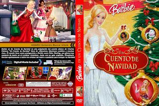 CARATULABARBIE EN UN CUENTO DE NAVIDAD - BARBIE IN A CHRISTMAS CAROL - 2008