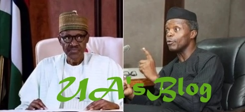 President Buhari And Osinbajo's Feeding Budget Gets Slashed By N18m
