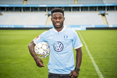 Ghanaian midfielder to be prosecuted for rape in Sweden