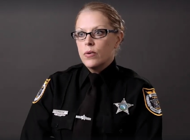 Deputy Carissa LaRoche