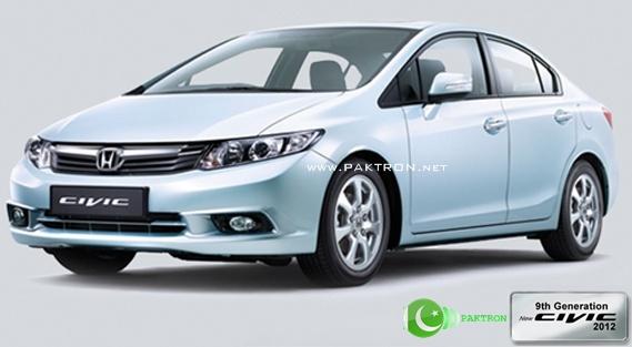 New 9th Generation Honda Civic By Atlas Honda Pakistan Pakistan