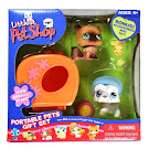 Littlest Pet Shop Gift Set Persian (#22) Pet