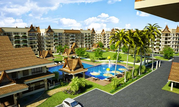 Royal Palm Residences Amenity Core
