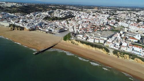 Vista Aérea Del Strip Las: Fotos De Albufeira