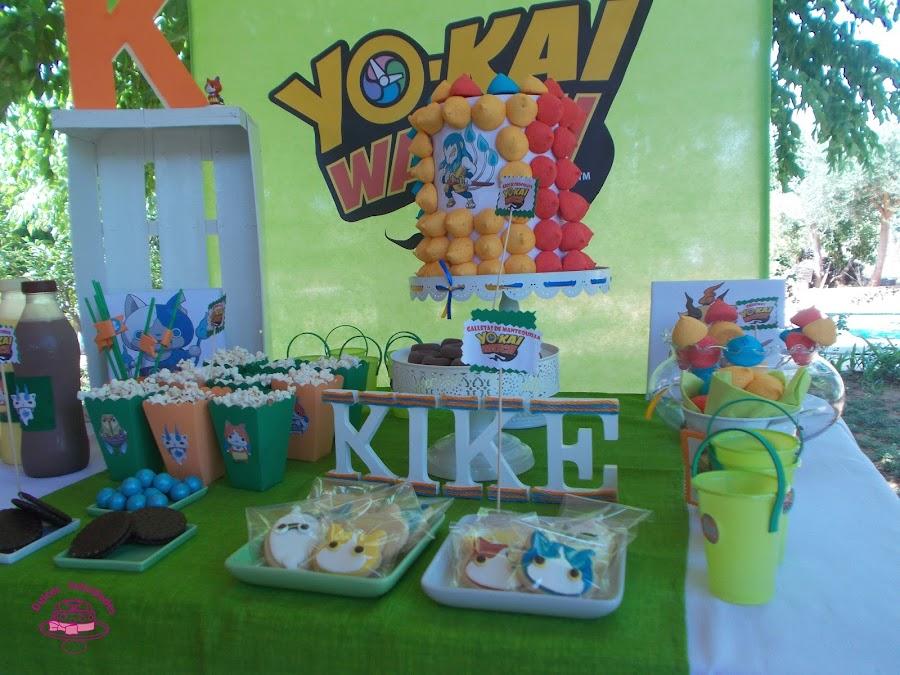 Mesa dulce Yo-Kai Watch