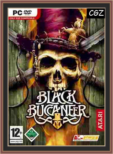 Pirates  Legend of the Black Buccaneer Pc Download Poster By Check Gaming Zone