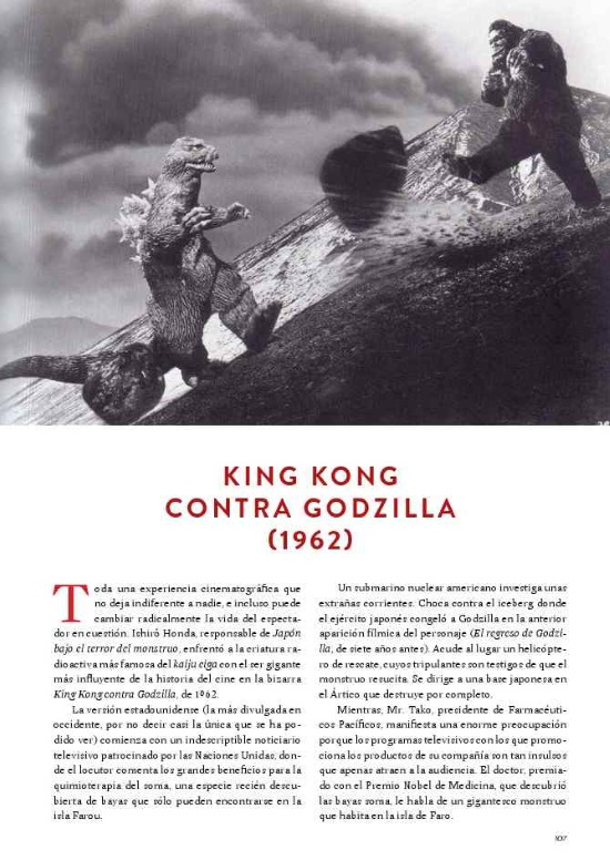 KING KONG CONTRA GODZILLA (1962)