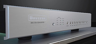 Audiophile DAC Review! Bryston BDA-3 D/A Converter Delivers 32/384 PCM, 256X DSD