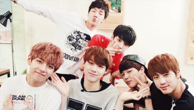 Wow, Boyband BTS Jadi Mata Kuliah di Universitas California