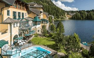 Hotel Diaustria Diretas Sebanyak 4 Kali