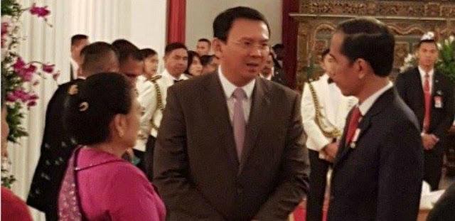 Jokowi dan Mega Bakal Panik, Ahok akan Bongkar Kasus KKN APBD DKI era Jokowi