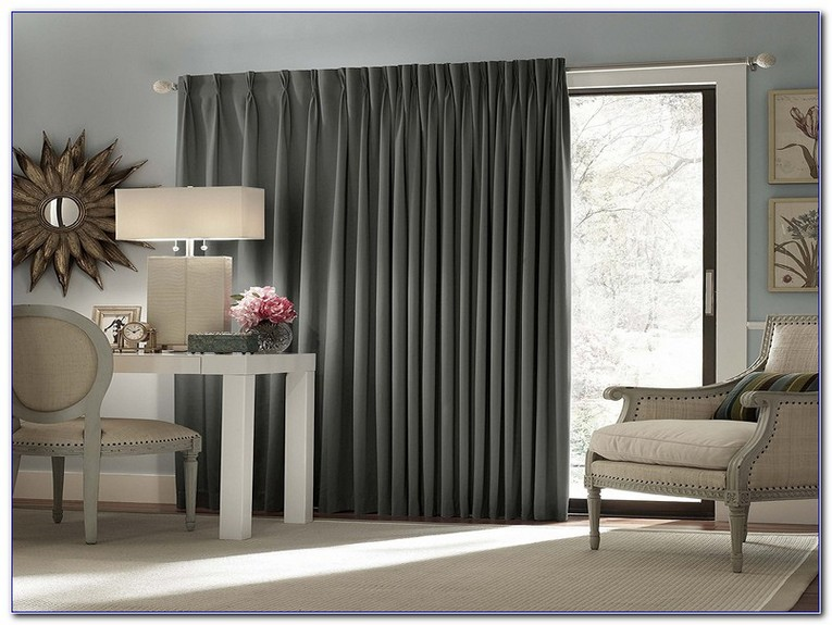 Curtains And Window Treatments For Sliding Glass Doors Home And