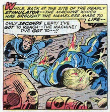 Fantastic Four 98 Lee-Kirby