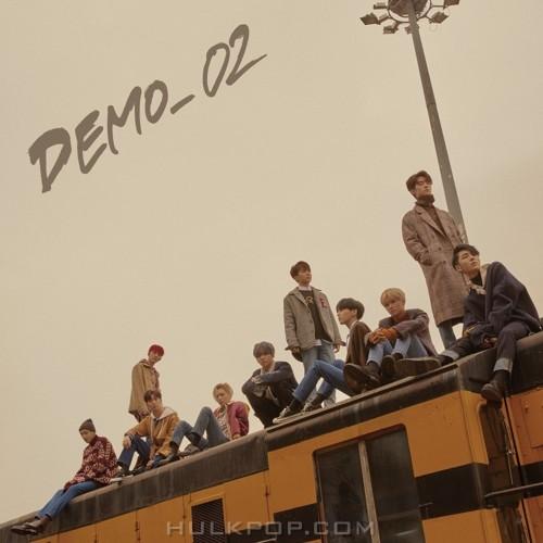 PENTAGON – DEMO_02 – EP