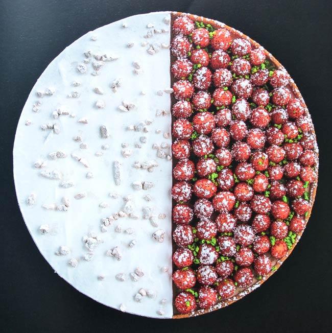 tarte fraise anton