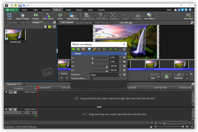 تحميل برنامج VideoPad Video Editor VideoPad-Video+Edito