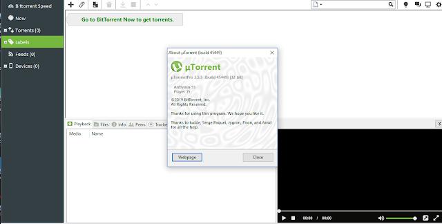 برنامج µTorrent Pro 3.5.5 Build 45449 RePack خر إصدار كامل