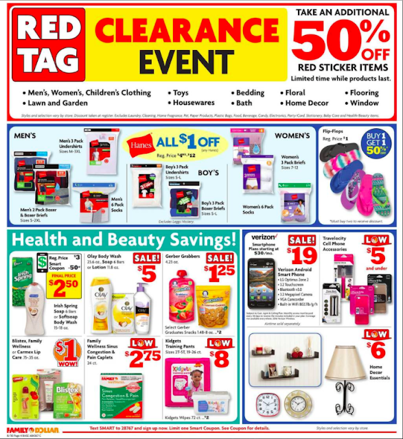 family dollar weekly ad 8  30 5  16