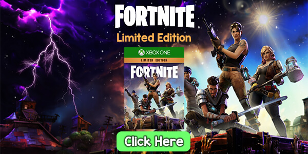 Fortnite Limited Edition