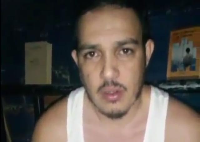 """Tras 52 días preso, dip. Wilmer Azuaje denuncia las """"condiciones infrahumanas"""" en las que se encuentra en su celda"""