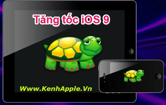 tang toc ios 9