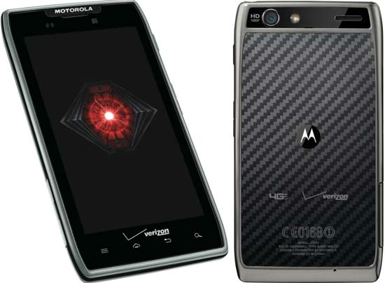 drawback of motorola droid razr maxx