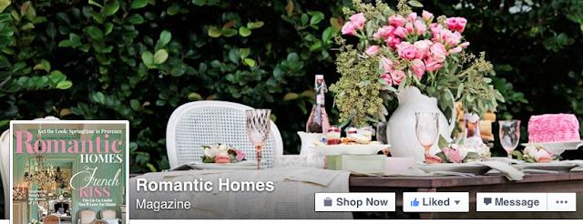 shabbyfufu romantic homes magazine