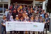 """Ganrang Pakanjara """" Sambut Kedatangan Peserta ENJ 2016 Di Selayar"""