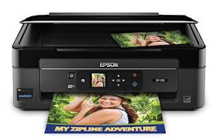 Imprimante Pilotes Epson XP-310 Télécharger