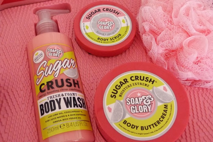 an image of soap and glory sugar crush