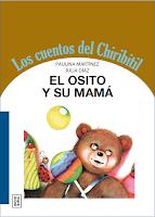 EL OSITO Y SU MAMÁ - LIBRO
