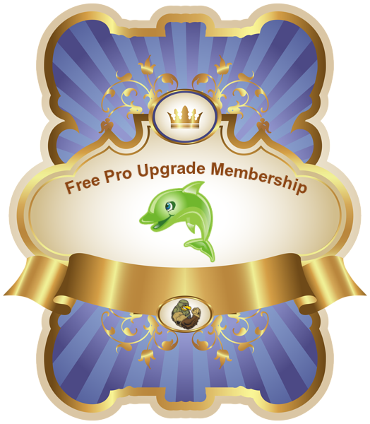 Wouldn't you Love to Have a Pro Upgrade Membership for free?