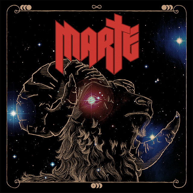 Marte, Progressive Sludge Metal Band from Brazil, Marte Progressive Sludge Metal Band from Brazil
