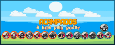 Acampados 3