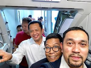 Ketua DPR dan Anggotanya Posting Foto Antre Pesawat, Padahal Biasanya 'Jet Pribadi'