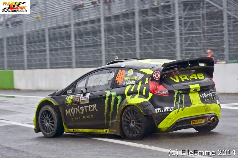 RALLYAZORES: ITÁLIA - Monza Rally Show 2014